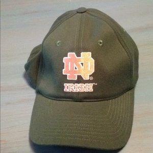 ND Irish hat